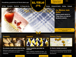 El Talo web corporativo
