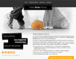 Video Boda Vitoria